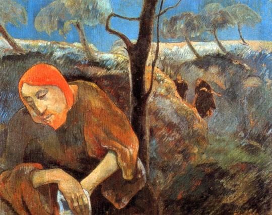 Gauguin. Getsemani