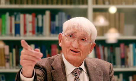 Juergen Habermas to receive Heinrich Heine prize