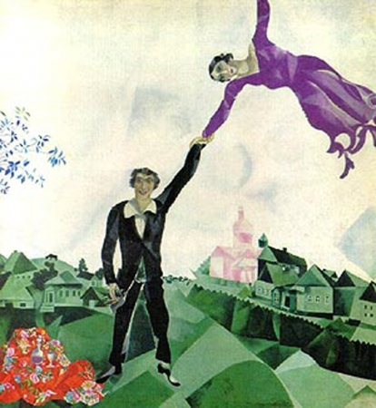 chagall promenade