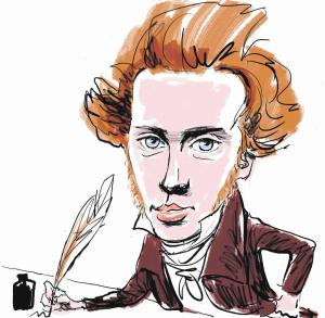 Søren Kierkegaard, Bøger