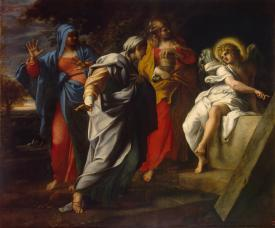 Annibale_Carracci_-_Holy_Women_at_Christ'_s_Tomb_-_WGA4454